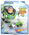 Hot Wheels Toy Story 4 Character Cars Assortment